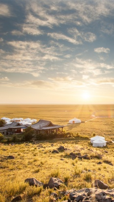 Mongolia - The Land of the Eternal Blue Sky