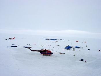 Ice Camp Barneo
