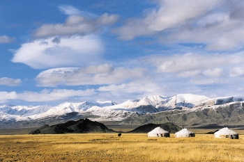 Mongolia- The Land of the Eternal Blue Sky