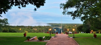 Victoria Falls- The Smoke Which Thunders